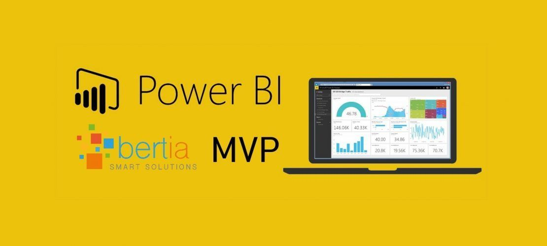 ¡Somos Power BI MVP's!