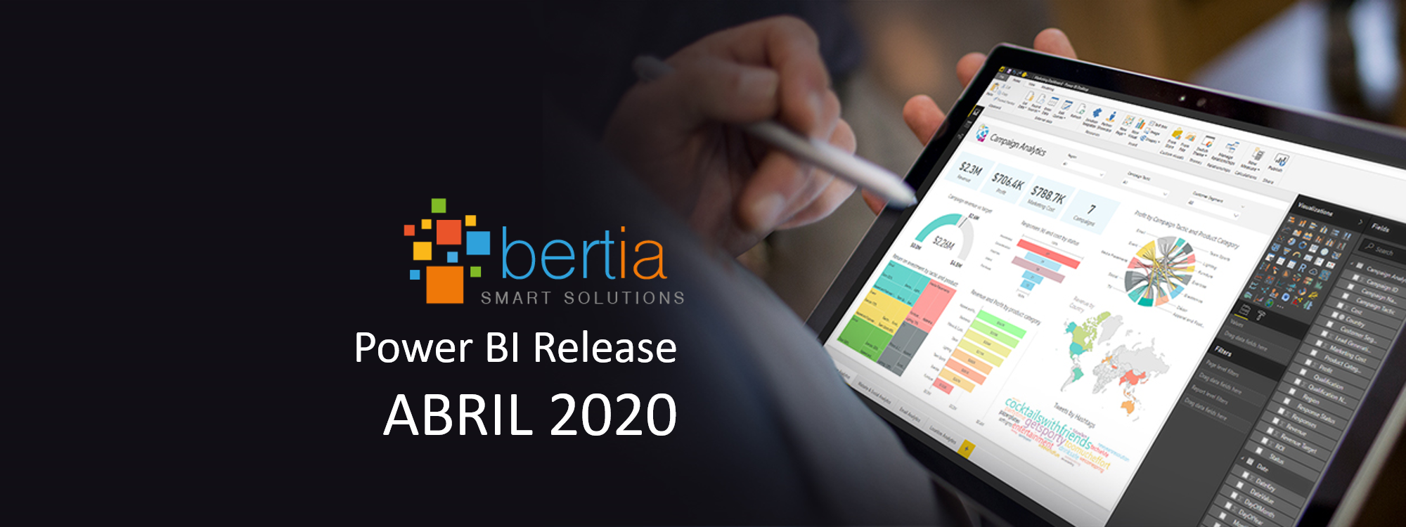 Actualización Power BI Abril 2020