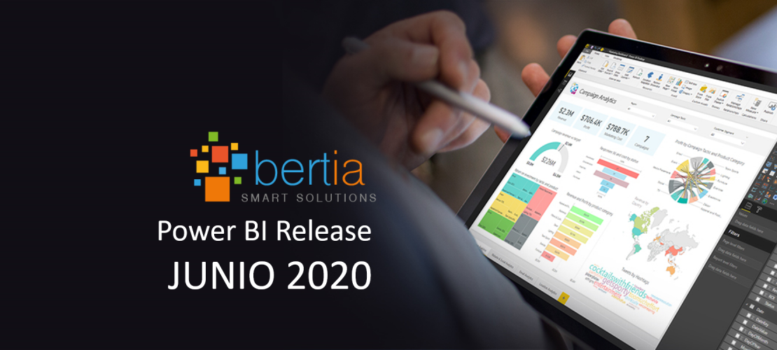 Actualización Power BI Junio 2020